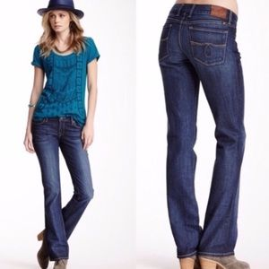 Lucky Brand Lola Boot Cut Denim Jeans Sz 30 / 10